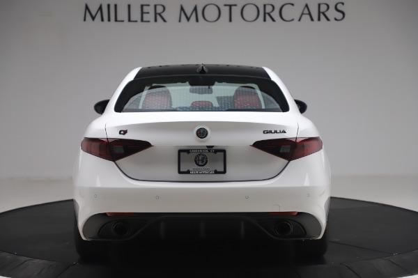 New 2020 Alfa Romeo Giulia Ti Sport Q4 for sale $46,495 at Bentley Greenwich in Greenwich CT 06830 6