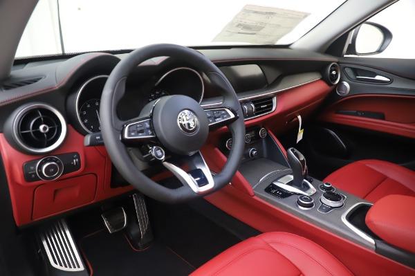 New 2020 Alfa Romeo Stelvio Ti Lusso Q4 for sale $54,145 at Bentley Greenwich in Greenwich CT 06830 17