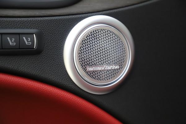 New 2020 Alfa Romeo Stelvio Ti Lusso Q4 for sale $54,145 at Bentley Greenwich in Greenwich CT 06830 19