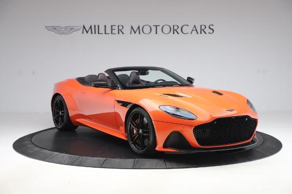 Used 2020 Aston Martin DBS Superleggera Volante for sale $339,800 at Bentley Greenwich in Greenwich CT 06830 10
