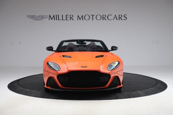 Used 2020 Aston Martin DBS Superleggera Volante for sale Sold at Bentley Greenwich in Greenwich CT 06830 11