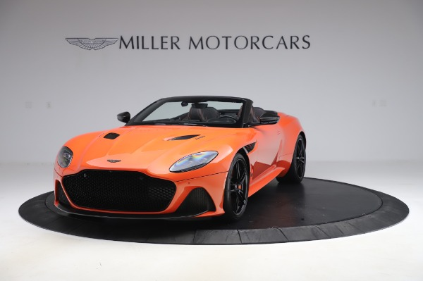 Used 2020 Aston Martin DBS Superleggera for sale $339,900 at Bentley Greenwich in Greenwich CT 06830 12