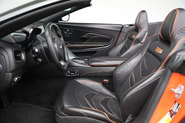 Used 2020 Aston Martin DBS Superleggera Volante for sale $339,800 at Bentley Greenwich in Greenwich CT 06830 14