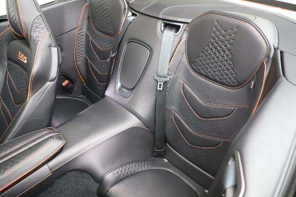 Used 2020 Aston Martin DBS Superleggera Volante for sale Sold at Bentley Greenwich in Greenwich CT 06830 16