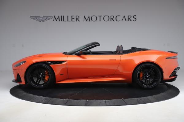 Used 2020 Aston Martin DBS Superleggera Volante for sale $339,800 at Bentley Greenwich in Greenwich CT 06830 2