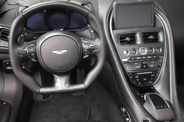 Used 2020 Aston Martin DBS Superleggera Volante for sale $339,800 at Bentley Greenwich in Greenwich CT 06830 20