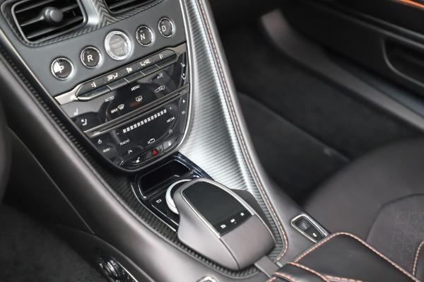 Used 2020 Aston Martin DBS Superleggera Volante for sale Sold at Bentley Greenwich in Greenwich CT 06830 21