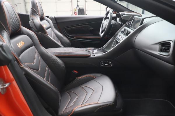 Used 2020 Aston Martin DBS Superleggera Volante for sale Sold at Bentley Greenwich in Greenwich CT 06830 24