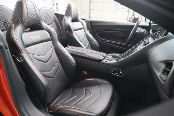 Used 2020 Aston Martin DBS Superleggera Volante for sale $339,800 at Bentley Greenwich in Greenwich CT 06830 25