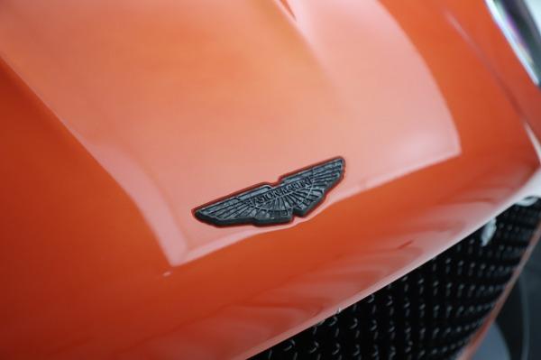 Used 2020 Aston Martin DBS Superleggera Volante for sale Sold at Bentley Greenwich in Greenwich CT 06830 26