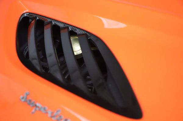 Used 2020 Aston Martin DBS Superleggera Volante for sale Sold at Bentley Greenwich in Greenwich CT 06830 27