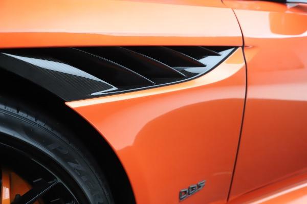 Used 2020 Aston Martin DBS Superleggera Volante for sale $339,800 at Bentley Greenwich in Greenwich CT 06830 28
