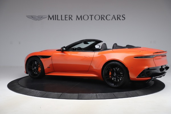 Used 2020 Aston Martin DBS Superleggera for sale $339,900 at Bentley Greenwich in Greenwich CT 06830 3