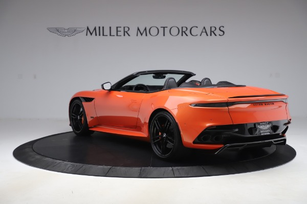 Used 2020 Aston Martin DBS Superleggera for sale $339,900 at Bentley Greenwich in Greenwich CT 06830 4