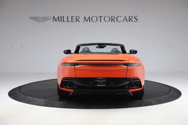 Used 2020 Aston Martin DBS Superleggera Volante for sale $339,800 at Bentley Greenwich in Greenwich CT 06830 5