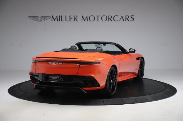 Used 2020 Aston Martin DBS Superleggera Volante for sale Sold at Bentley Greenwich in Greenwich CT 06830 6