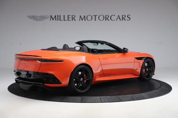 Used 2020 Aston Martin DBS Superleggera Volante for sale Sold at Bentley Greenwich in Greenwich CT 06830 7
