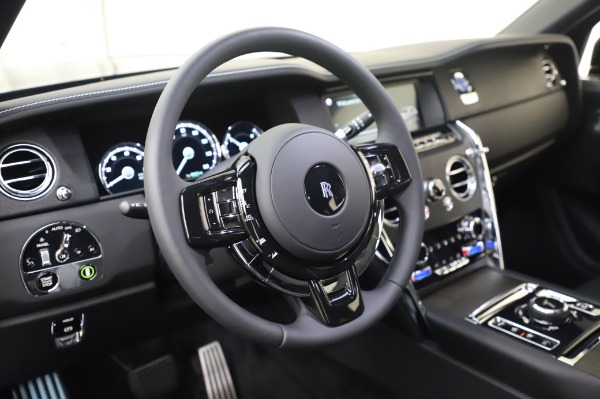 New 2021 Rolls-Royce Cullinan for sale Sold at Bentley Greenwich in Greenwich CT 06830 11
