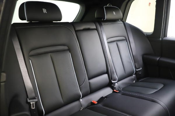 New 2021 Rolls-Royce Cullinan for sale Sold at Bentley Greenwich in Greenwich CT 06830 13