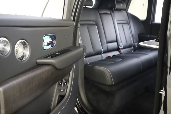 New 2021 Rolls-Royce Cullinan for sale Sold at Bentley Greenwich in Greenwich CT 06830 17