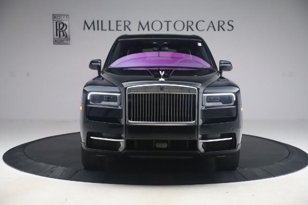 New 2021 Rolls-Royce Cullinan for sale $403,700 at Bentley Greenwich in Greenwich CT 06830 2