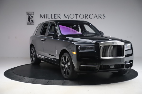 New 2021 Rolls-Royce Cullinan for sale $403,700 at Bentley Greenwich in Greenwich CT 06830 8