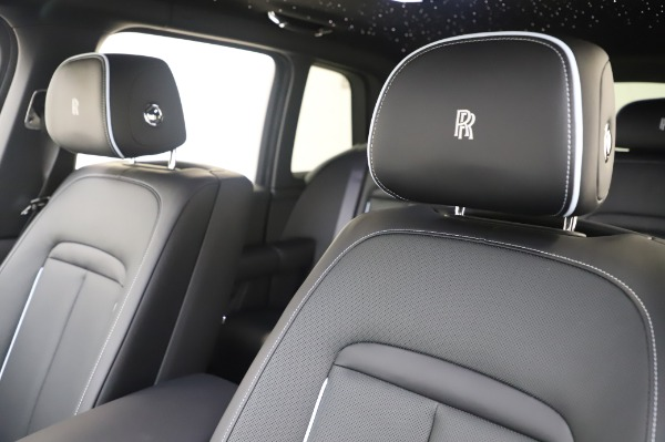 New 2021 Rolls-Royce Cullinan for sale $403,700 at Bentley Greenwich in Greenwich CT 06830 9