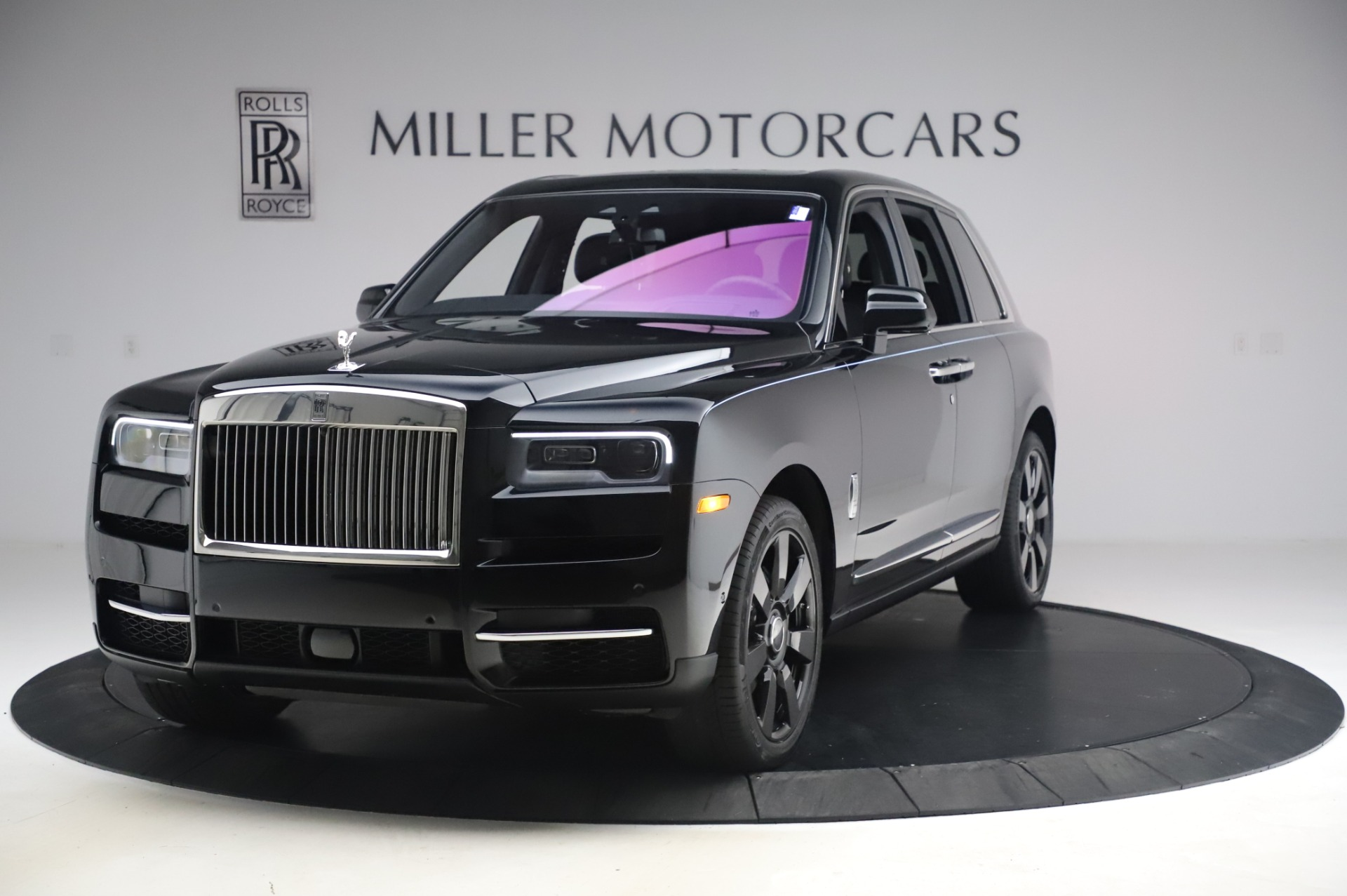 New 2021 Rolls-Royce Cullinan for sale $403,700 at Bentley Greenwich in Greenwich CT 06830 1