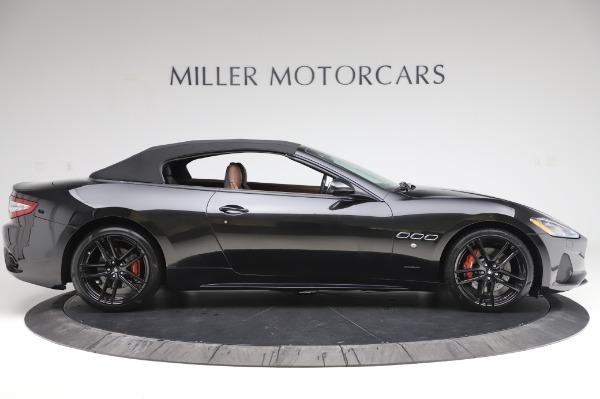 New 2019 Maserati GranTurismo Sport for sale $163,495 at Bentley Greenwich in Greenwich CT 06830 10