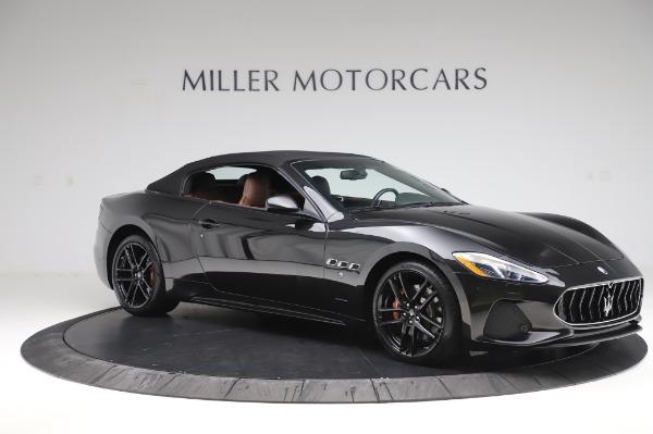 New 2019 Maserati GranTurismo Sport for sale $163,495 at Bentley Greenwich in Greenwich CT 06830 11
