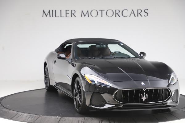 New 2019 Maserati GranTurismo Sport for sale $163,495 at Bentley Greenwich in Greenwich CT 06830 12