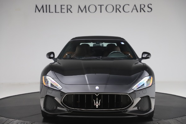 New 2019 Maserati GranTurismo Sport for sale $163,495 at Bentley Greenwich in Greenwich CT 06830 13