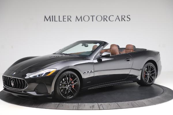 New 2019 Maserati GranTurismo Sport for sale $163,495 at Bentley Greenwich in Greenwich CT 06830 14