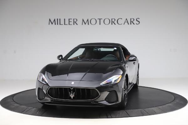 New 2019 Maserati GranTurismo Sport for sale $163,495 at Bentley Greenwich in Greenwich CT 06830 2