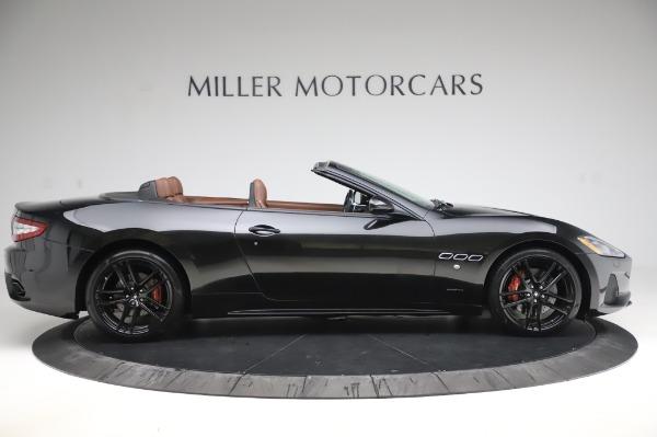 New 2019 Maserati GranTurismo Sport for sale $163,495 at Bentley Greenwich in Greenwich CT 06830 21
