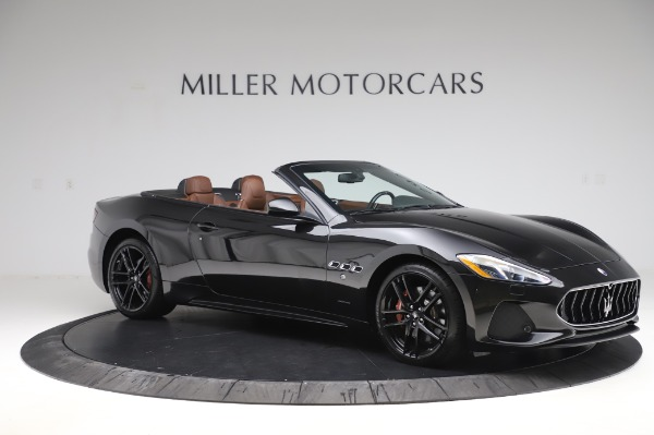 New 2019 Maserati GranTurismo Sport for sale $163,495 at Bentley Greenwich in Greenwich CT 06830 22