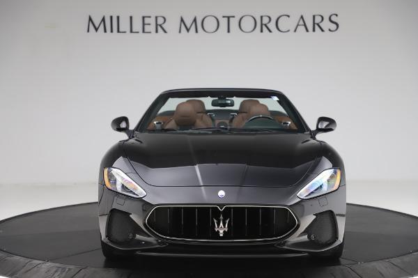 New 2019 Maserati GranTurismo Sport for sale $163,495 at Bentley Greenwich in Greenwich CT 06830 24