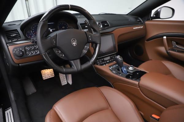 New 2019 Maserati GranTurismo Sport for sale $163,495 at Bentley Greenwich in Greenwich CT 06830 27