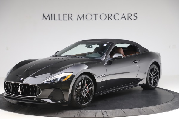 New 2019 Maserati GranTurismo Sport for sale $163,495 at Bentley Greenwich in Greenwich CT 06830 3