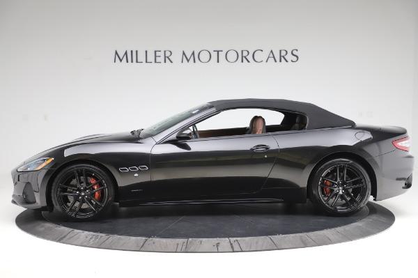 New 2019 Maserati GranTurismo Sport for sale $163,495 at Bentley Greenwich in Greenwich CT 06830 4