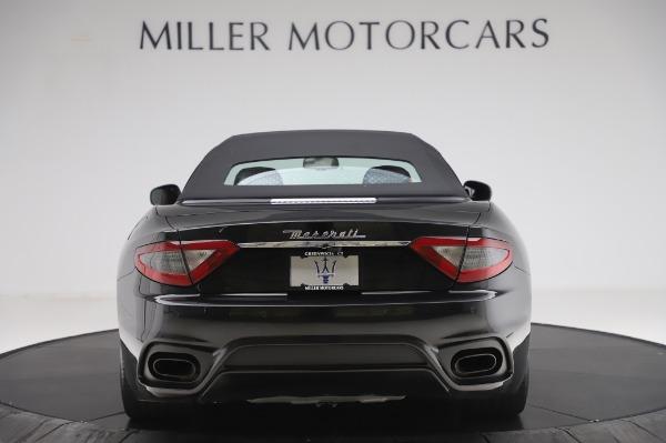 New 2019 Maserati GranTurismo Sport for sale $163,495 at Bentley Greenwich in Greenwich CT 06830 7