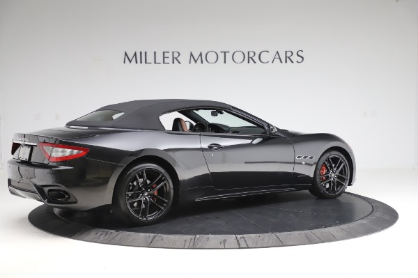 New 2019 Maserati GranTurismo Sport for sale $163,495 at Bentley Greenwich in Greenwich CT 06830 9