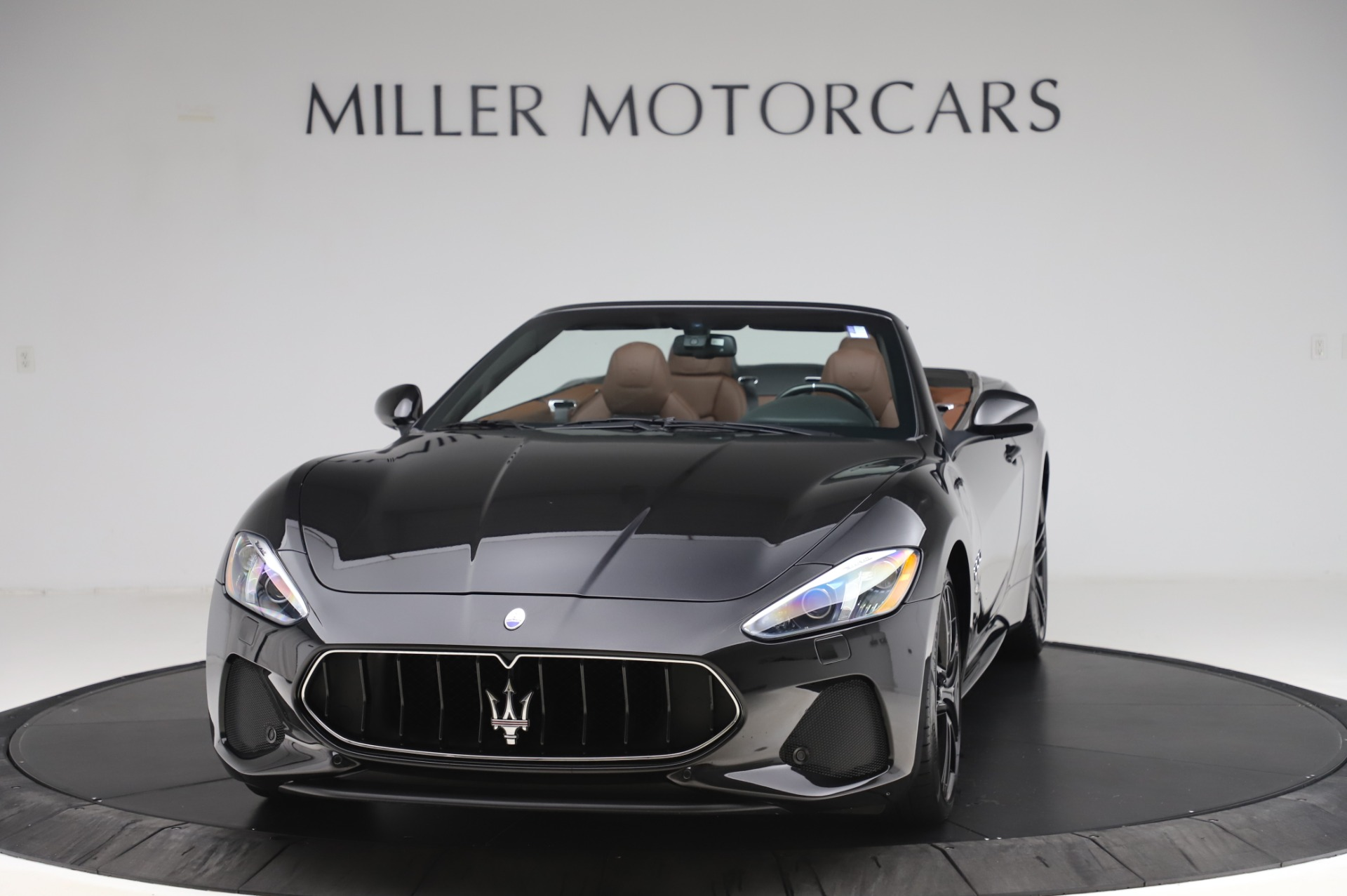 New 2019 Maserati GranTurismo Sport for sale $163,495 at Bentley Greenwich in Greenwich CT 06830 1