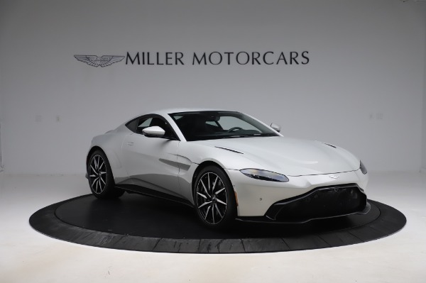 Used 2020 Aston Martin Vantage Coupe for sale $149,800 at Bentley Greenwich in Greenwich CT 06830 10