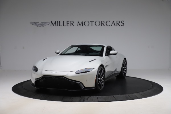 Used 2020 Aston Martin Vantage Coupe for sale $149,800 at Bentley Greenwich in Greenwich CT 06830 12