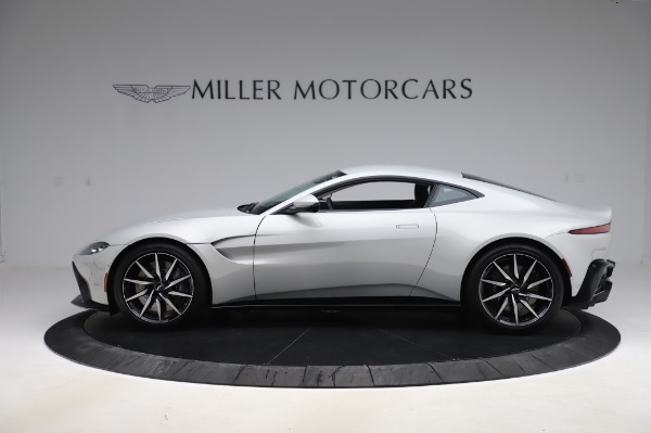 Used 2020 Aston Martin Vantage Coupe for sale $149,800 at Bentley Greenwich in Greenwich CT 06830 2