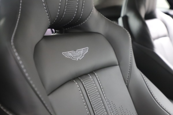 Used 2020 Aston Martin Vantage Coupe for sale $149,800 at Bentley Greenwich in Greenwich CT 06830 20