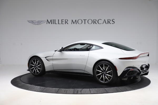 Used 2020 Aston Martin Vantage Coupe for sale $149,800 at Bentley Greenwich in Greenwich CT 06830 3