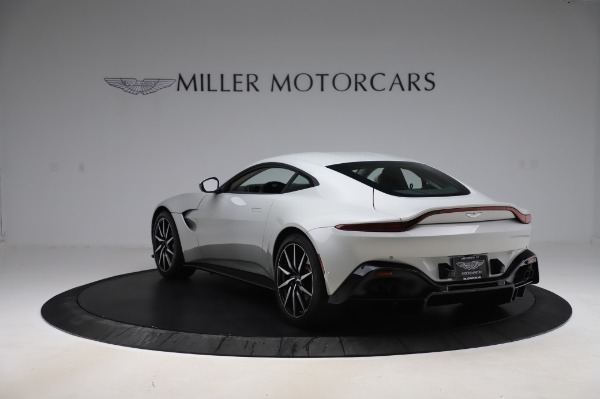 Used 2020 Aston Martin Vantage Coupe for sale $149,800 at Bentley Greenwich in Greenwich CT 06830 4