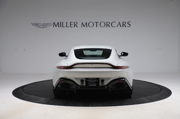 Used 2020 Aston Martin Vantage Coupe for sale $149,800 at Bentley Greenwich in Greenwich CT 06830 5